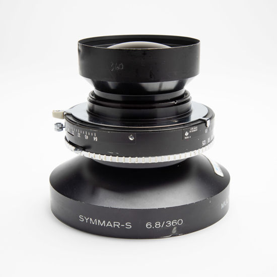 Picture of Schneider Sym-S 360mm 6.8 View Camera Lens