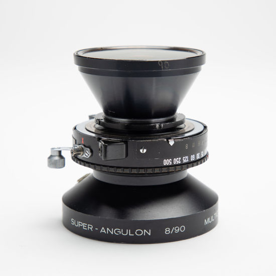 Picture of Schneider Spr-Ang 90mm F8 View Camera Lens