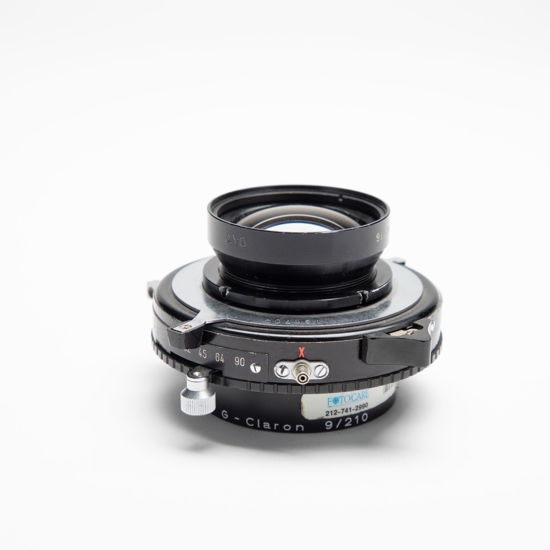 Picture of Schneider G-Claron 210mm F9.0 View Camera Lens