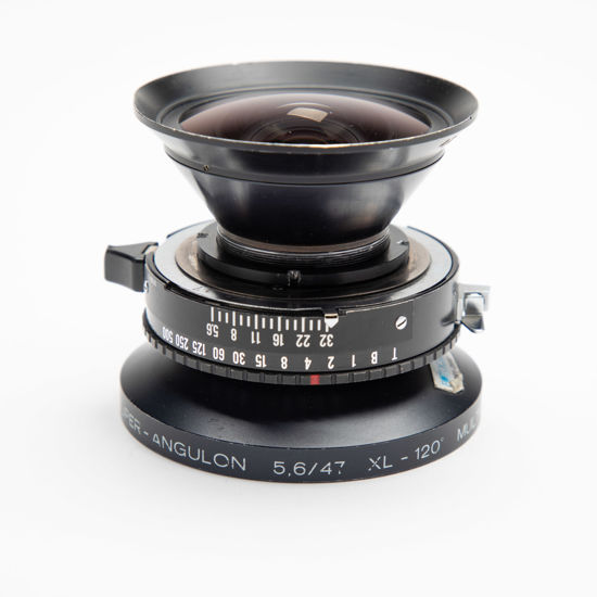 Picture of Schneider Spr-Ang 47mm XL 5.6 View Camera Lens