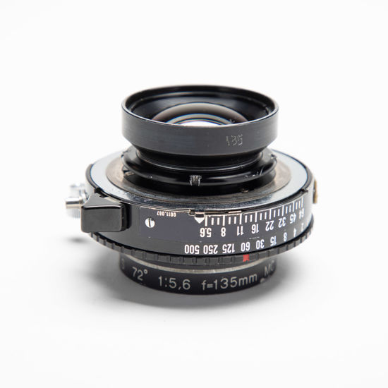 Picture of Sinaron-S 135mm F5.6 View Camera Lens