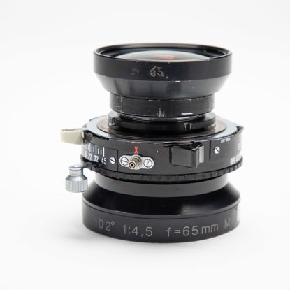 Picture of Sinaron-W 65mm F4.5 View Camera Lens