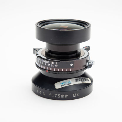 Picture of Sinaron-W 75mm F4.5 View Camera Lens