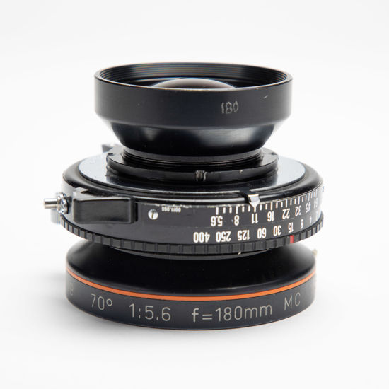 Picture of Sinaron-MS 180mm F5.6 Macro View Camera Lens