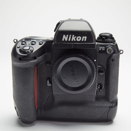 Picture of Nikon F5 Body W/Body Cap