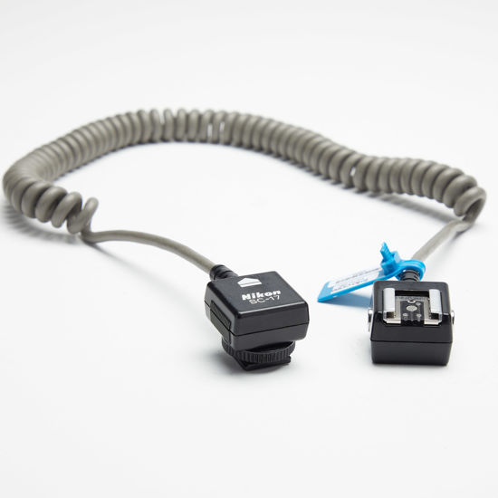 Picture of Nikon SC-17 Sync Ext Cord Shoe