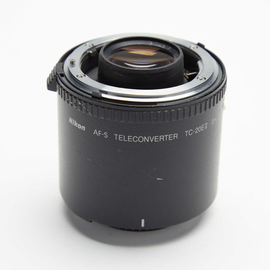 Picture of Nikon TC-20E II  2x  AF-S Teleconverter