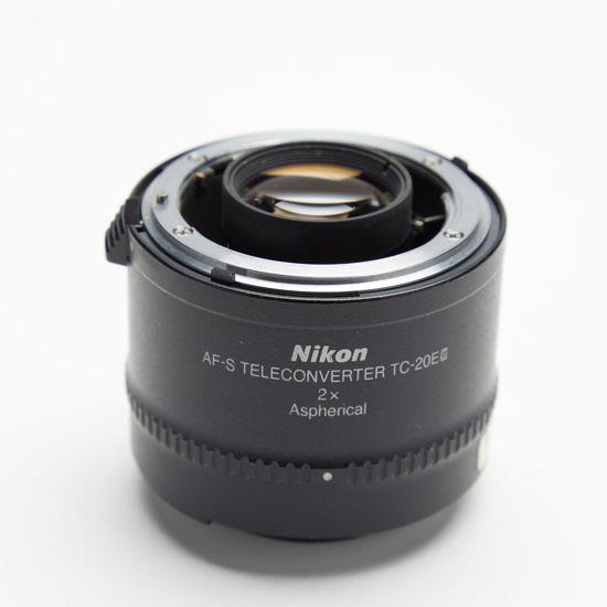 Picture of Nikon TC-20E III  2x  AF-S Teleconverter