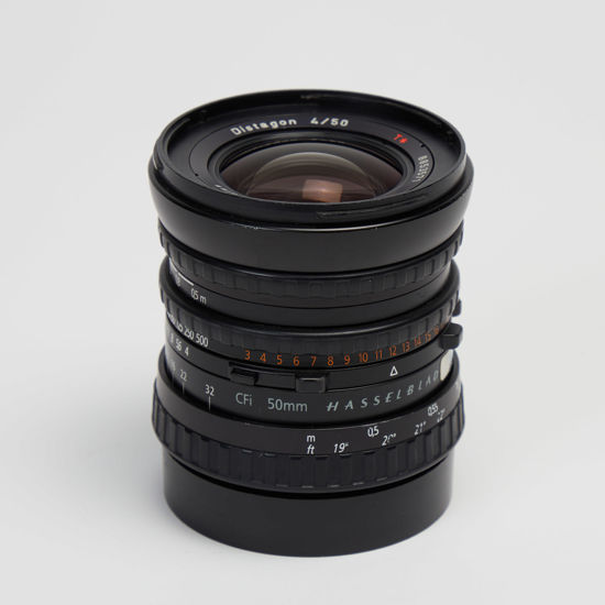 Picture of Hasselblad V 50mm F4 CFI Distagon