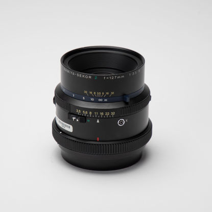 Picture of Mamiya RZ 127mm F3.5 Lens