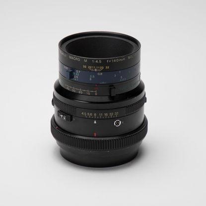 Picture of Mamiya RZ 140mm Macro F4.5 lens