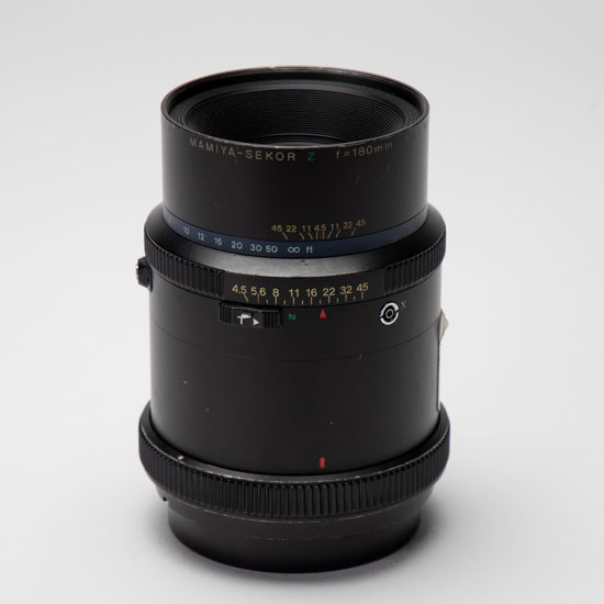 Picture of Mamiya RZ 180mm F4.5 Lens