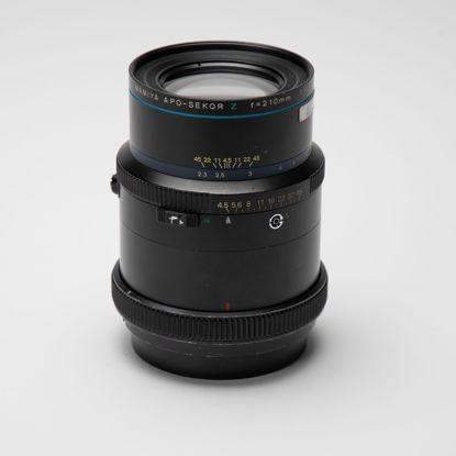 Picture of Mamiya RZ 210 APO F4.5 Lens