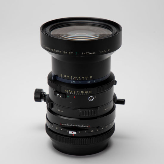 Picture of Mamiya RZ 75mm F4.5 Shift Lens