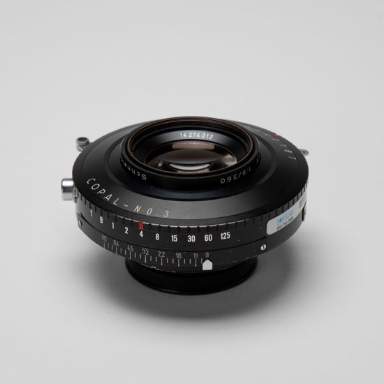 Picture of Schneider Apo-Artar 360mm F9.0 View Camera Lens
