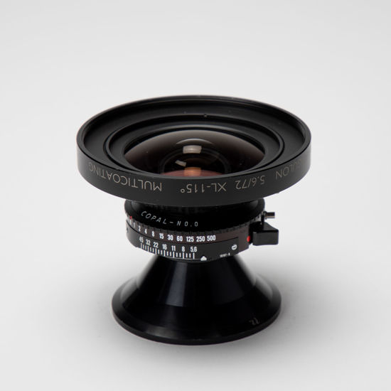 Picture of Schneider Spr-Ang 72mm XL  5.6 View Camera Lens