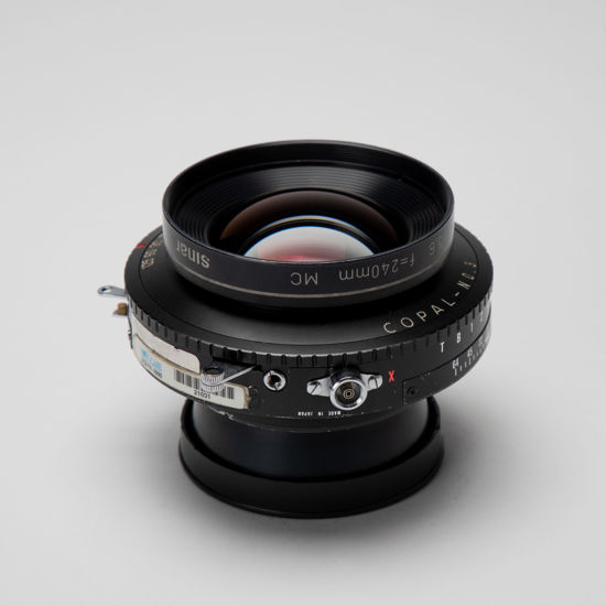 Picture of Sinaron-S 240mm F5.6 View Camera Lens