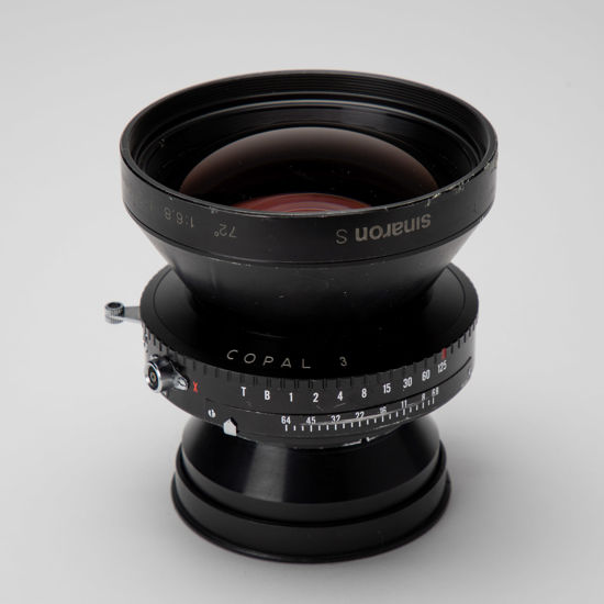 Picture of Sinaron-S 360mm F6.8 View Camera Lens