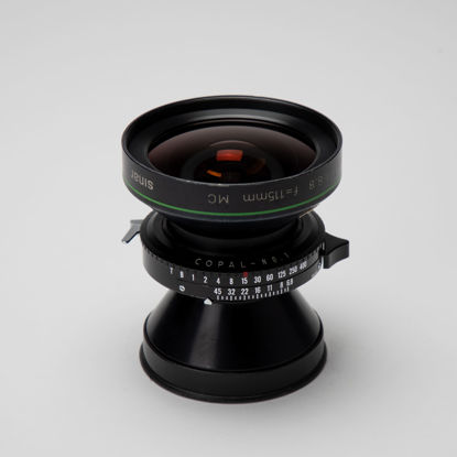 Picture of Sinaron-W 115mm F6.8 View Camera Lens
