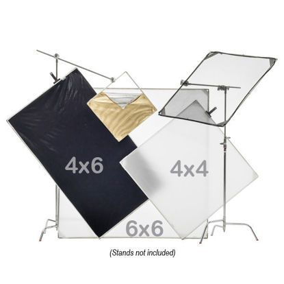 Picture of Chimera Panel Frame 4X6 Kit w/ five fabrics