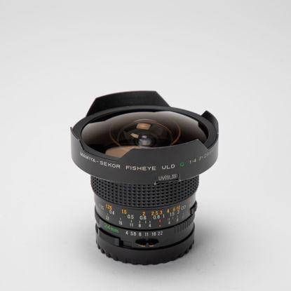Picture of Mamiya 645 24mm F4.0 Fisheye