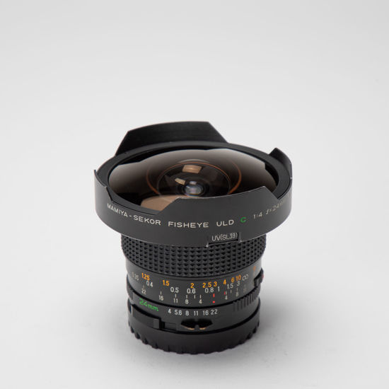 Picture of Mamiya 645 24mm F4.0 Fisheye