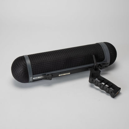 Picture of Sennheiser Basket Windshield MZW 60-1 Blimp with pistol grip
