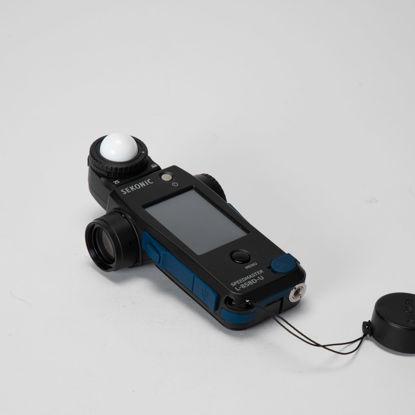 Picture of Sekonic  L-858D-U Speedmaster  Meter