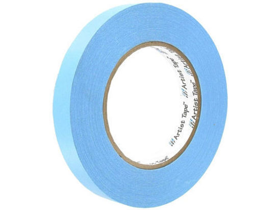 """Picture of 1"""" Blue Paper tape"""