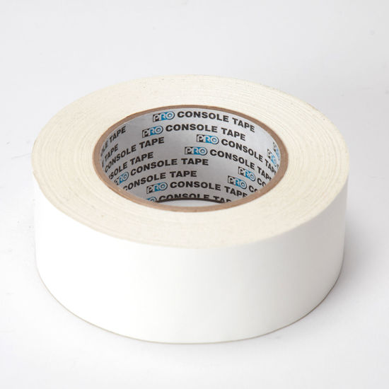 """Picture of 2"""" White Paper tape"""