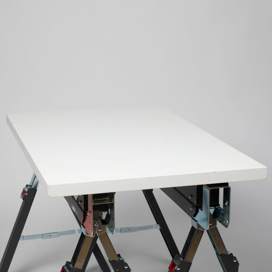 """Picture of White platform work surface 24""""x40""""x1"""""""