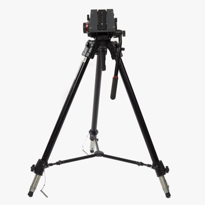 Picture of Manfrotto Video Tripod 528XB w/ 509 Head