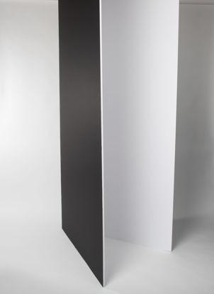 """Picture of FOAM CORE 4'X8'  1/2"""" V-FLAT Rental"""