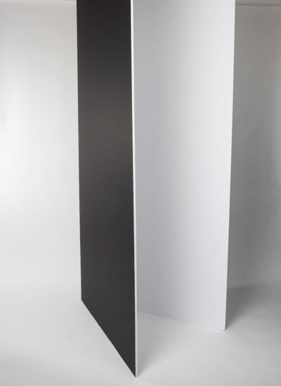 "Picture of FOAM CORE 4'X8'  1/2"" V-FLAT Rental"