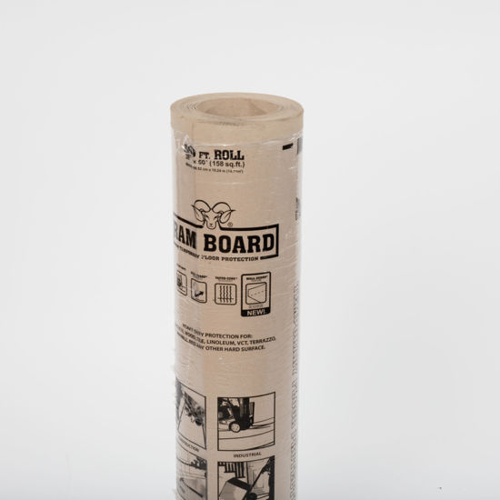 """Picture of Roll of Ram Board 38""""X50'"""