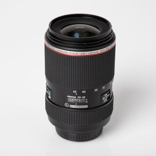 Picture of Pentax 645Z  DA  28-45mm F4.5  Lens ED