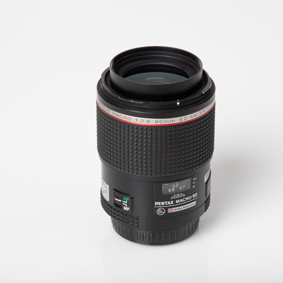 Picture of Pentax 645Z  D FA  90mm F2.8 Macro Lens ED