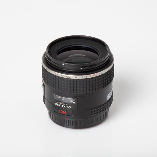Picture of Pentax 645Z  D FA  55mm F2.8 Lens AL