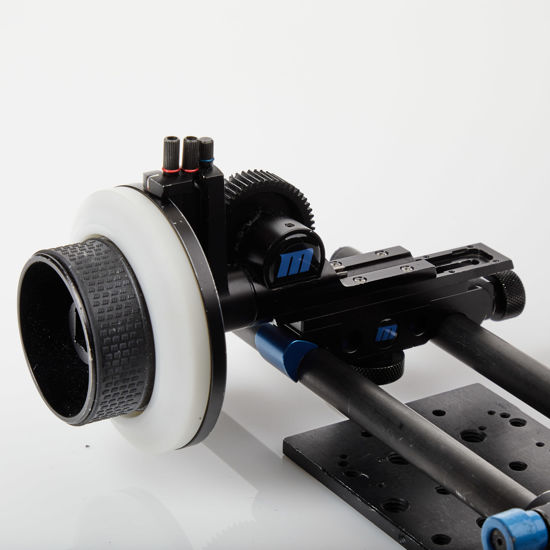 Picture of Redrockmicro Follow Focus Blue