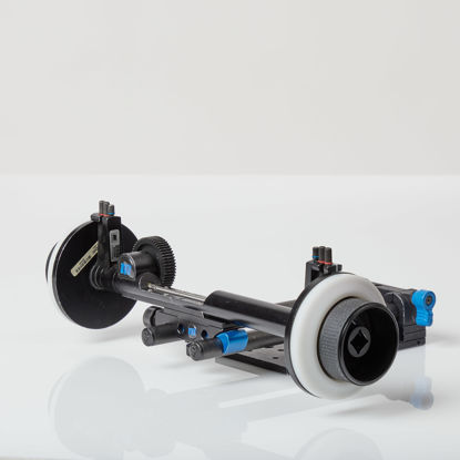 Picture of Redrockmicro Follow Focus Blue / double-sided