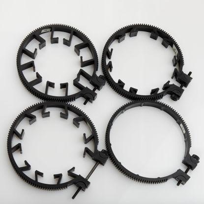 Picture of Redrockmicro Lens Gear Set (A/B/C/D)