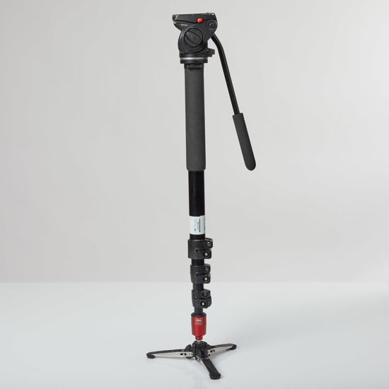 Picture of Manfrotto 561BHDV Video Monopod