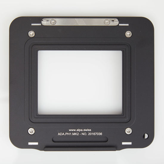Picture of ALPA interface plate for Phase One / Mamiya 645 Mount