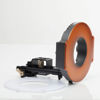 "Picture of LED Ring light F&V HDR-300 w/rail mount 3 3/4"""