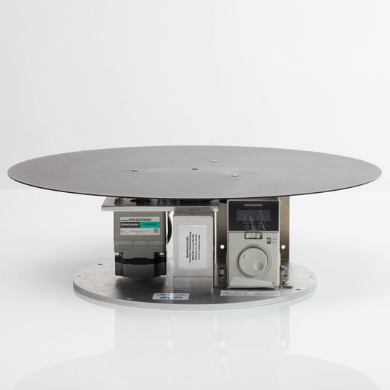 "Picture of Vue-More Variable Speed Turntable -125lb Max 17'"" top (VS BLDC)"