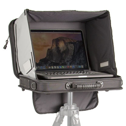 Picture of Seaport Laptop Case with shade & Tripod mount