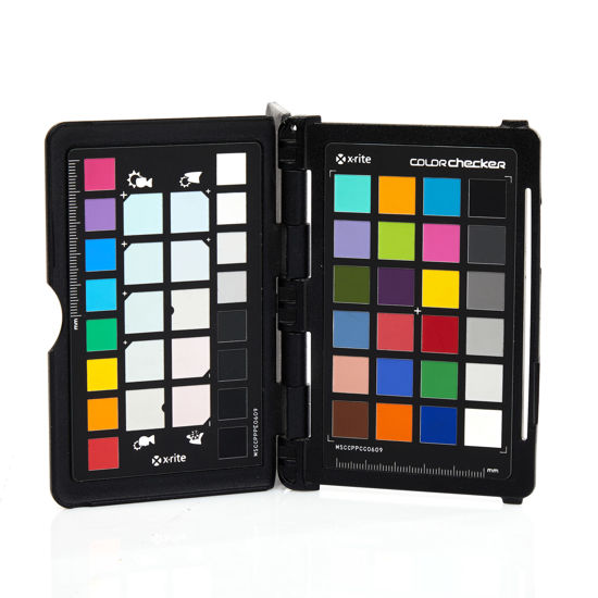 Picture of Color Checker passport by X-rite
