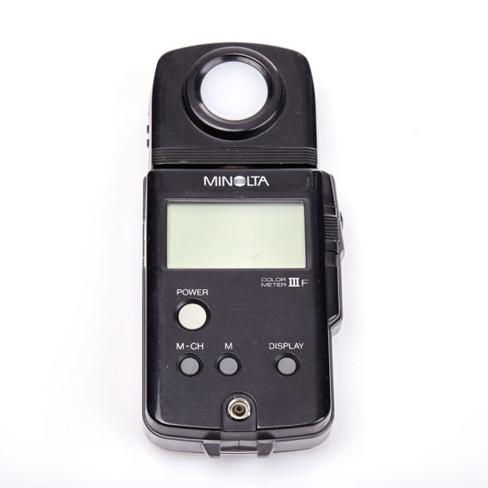 Picture of Minolta Color Meter IIIF