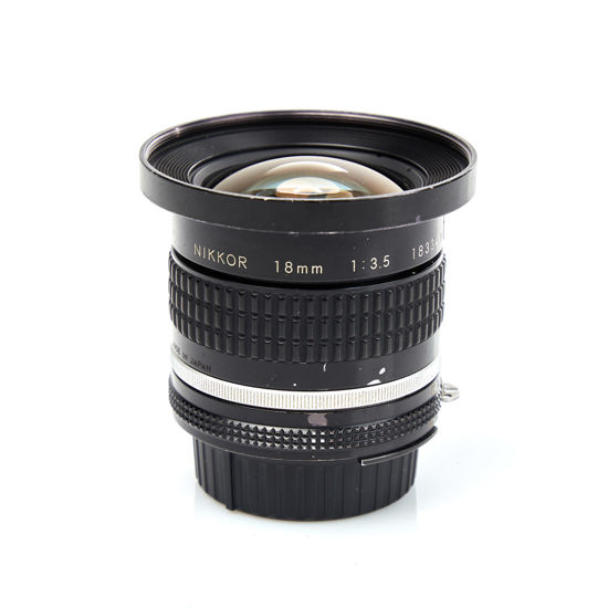 Picture of Nikon 18mm F3.5 Lens