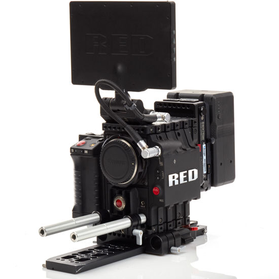 Picture of RED Cinema Epic-X Dragon Camera 6K